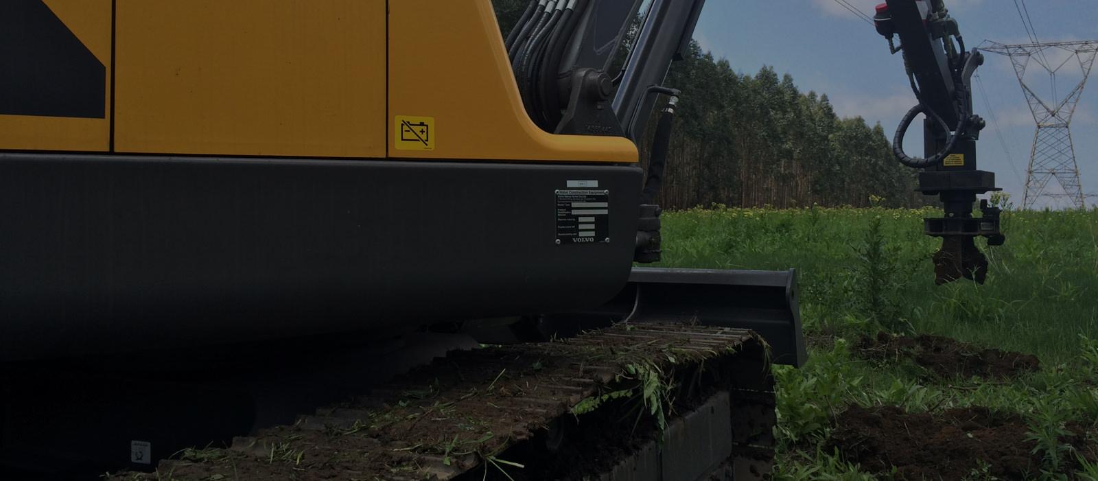 Multipit Digger Drive